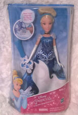 Disney Princess Cinderella Story Skirt Doll in Blue by Hasbro New