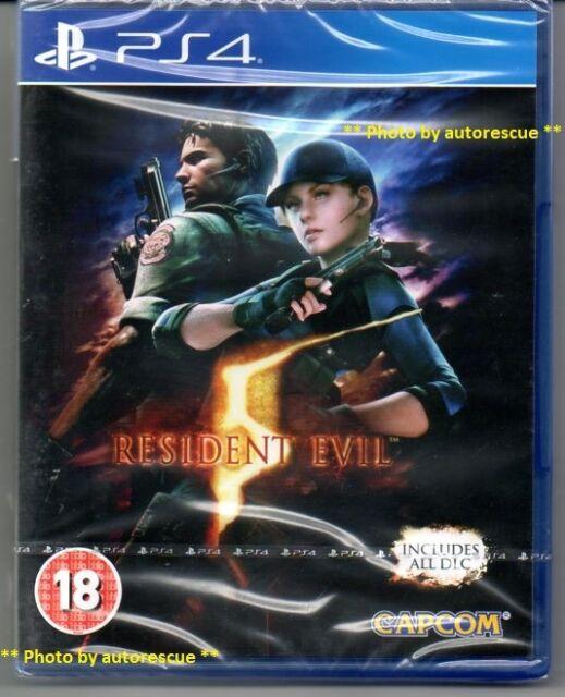Resident Evil 5 HD (comprend tous les DLC)