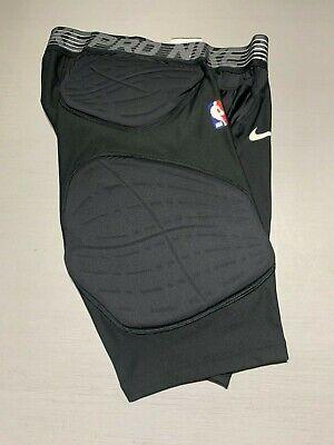 sed Opaco facil de manejar  NEW NBA Nike Pro Combat Hyperstrong Padded Basketball Compression Shorts  XXL   eBay