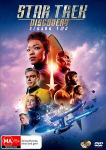 Star-Trek-Discovery-Season-2-DVD-NEW-Region-4