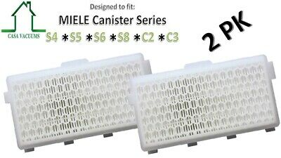 For Miele SF-HA 50Hepa Airclean Filter For S4//S5//S6//S8 C2-C3 Replacement Tools