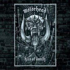 "MOTÖRHEAD ""KISS OF DEATH"" LP VINYL NEUWARE"
