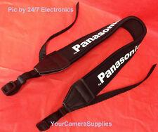 "NECK STRAP ""For PANASONIC "" CAMERA -> DMC-FZ50 FZ70 FZ48 FZ100 FZ150 NEOPRENE"