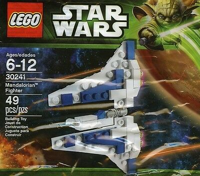 LEGO 30241 STAR WARS Mandalorian Fighter - Brand New Sealed Free Shipping