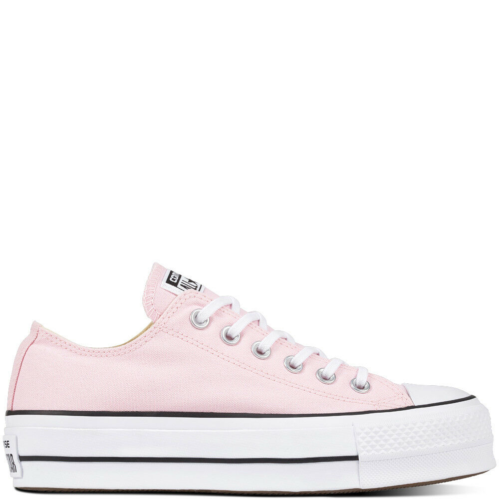 CONVERSE sneakers rosa con platform - Chuck Taylor All Star Lift 560685C