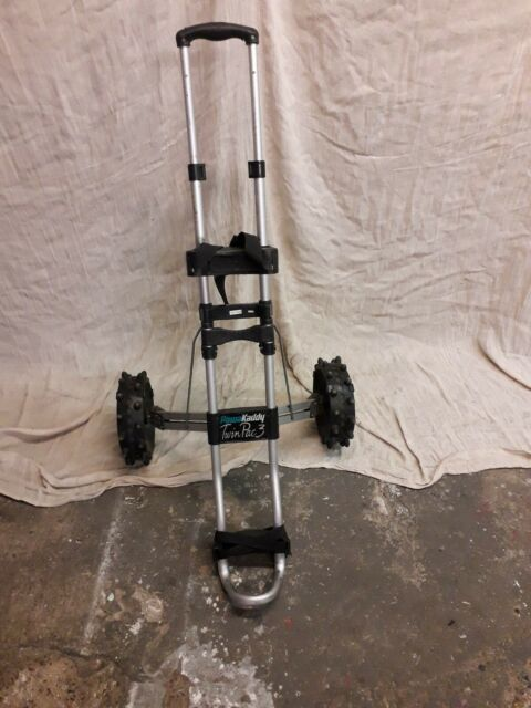 Powakaddy Golf Trolley twin pac 3 foldable