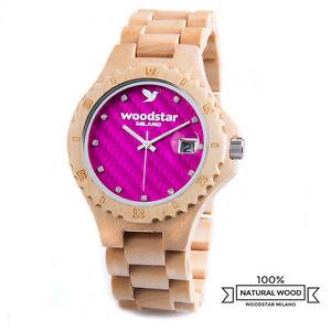 Orologio-da-polso-legno-Wood-Watch-Reloj-Madera-Montre-Bois-Armbanduhren