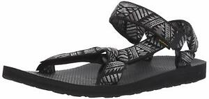 Teva-Mens-Original-Universal-Sandals-Black-White