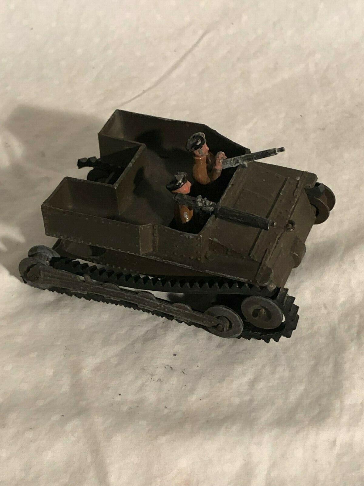 Britain's 1203 A Model Tank