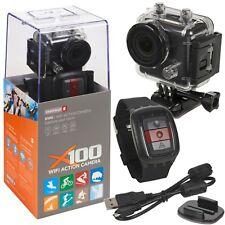 Kaiser Baas X100 WiFi Sports HD Waterproof Action Camera Camcorder Helmet Cam