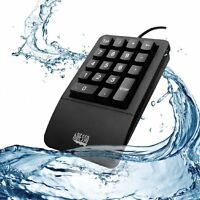 Adesso East Touch Waterproof Ergo Keyboard - Cable Connectivity - Usb Interface on sale
