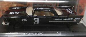 Vic Edelbrock Chrysler 1957 300c 300 C Race Car Black Mopar 17 65 M2