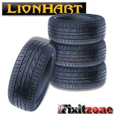 4 Lionhart LH-503 215/45ZR17 91W XL All Season High Performance Tires 215/45/17