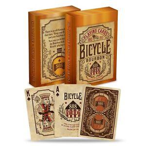 Bicycle-BOURBON-Spielkarten-Kartenspiel-mit-Tollem-Motiv-NEU-amp-OVP