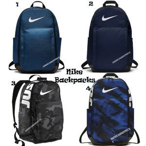 NIKE NEW MEN S BRASILIA BACKPACK BOOKS   GYM TRAINING UNISEX NWT ... c2111c8e175d