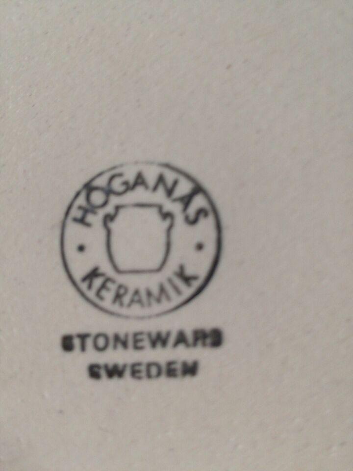 Stentøj, Krukker, Høganæs