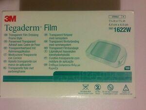3m Tegaderm Transparent Film Dressing Frame Style 1622w