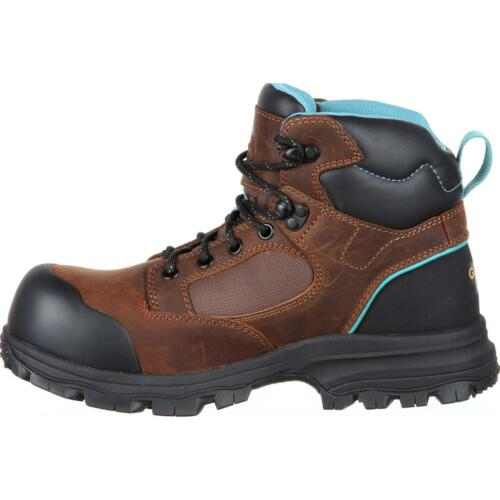 ALL SIZES GEORGIA BLUE COLLAR WOMEN/'S COMPOSITE TOE WATERPROOF BOOTS GB00158
