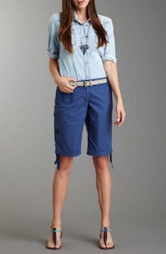 NEW Da Nang Side Tab Shorts in Fiji Blue Size SMALL HPG5132