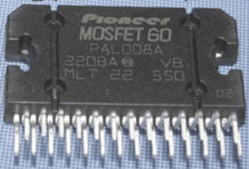 PAL008A Pioneer circuit intégré