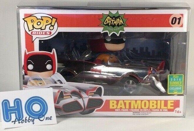 Diverdeimentoko Pop - Batuomo - Batmobile -  Esclusivo - N.01 - Nuovo  miglior prezzo