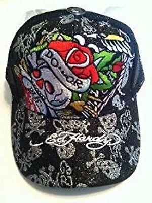 e28c87a6697 Ed Hardy Christian Audigier Vintage Tattoo Wear Cap