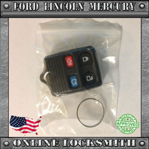 New Keyless Entry Remote Key Fob Clicker for Ford With New Battery High Quality