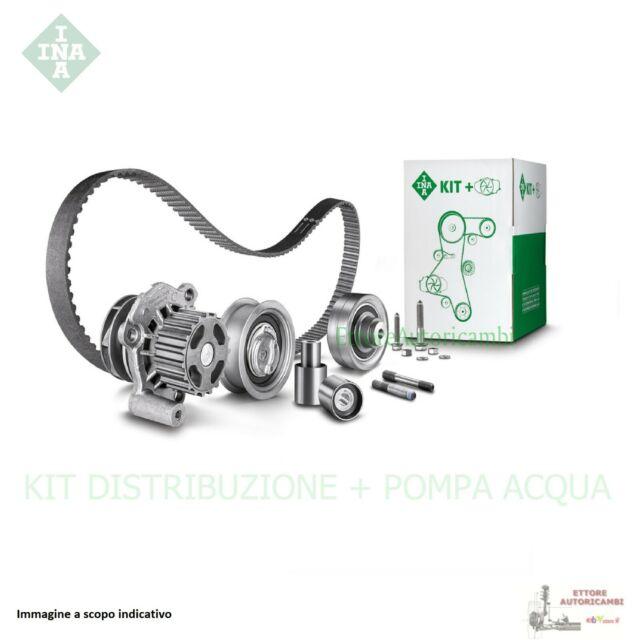 530062230 KIT DISTRIBUZIONE E POMPA ACQUA INA Alfa Romeo - Fiat - Lancia 1.9 JTD