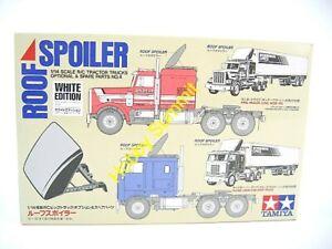 Tamiya-1-14-WHITE-ROOF-SPOILER-R-C-Tractor-Truck-MAN-Scania-Actros-Hauler-56546