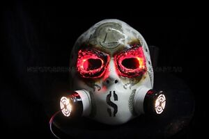 Hollywood Undead J Dog Mask 2013 Hollywood Undead mask ...