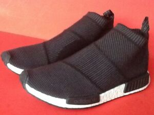 separation shoes b6181 f2a67 Details about Adidas NMD CS1 PK S32184 Black Running Shoes Men's Size 12.5