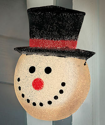 CHRISTMAS HOLIDAY SNOW MAN OUTDOOR LIGHT COVER PORCH PATIO ... on Patio Cover Decorating Ideas id=72132