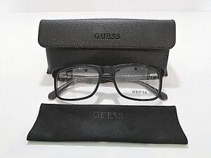 eddf95b8dd Guess GU1943 GU 1943 002 Matte Black Frame Rx-Able Eyeglasses ...