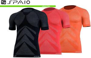 Fitness Funktionsshirt Jogging Laufshirt Bekleidung Weitere Sportarten sehr leicht 3D ELASTISCH  Thermoaktiv