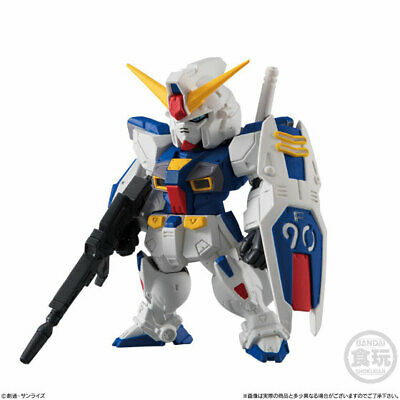 Gundam FW Fusion Works Converge #14 F90 Gundam Character Candy Toy Mini Figure
