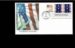 2007-FDC-Patriotic-Banner-Washington-DC