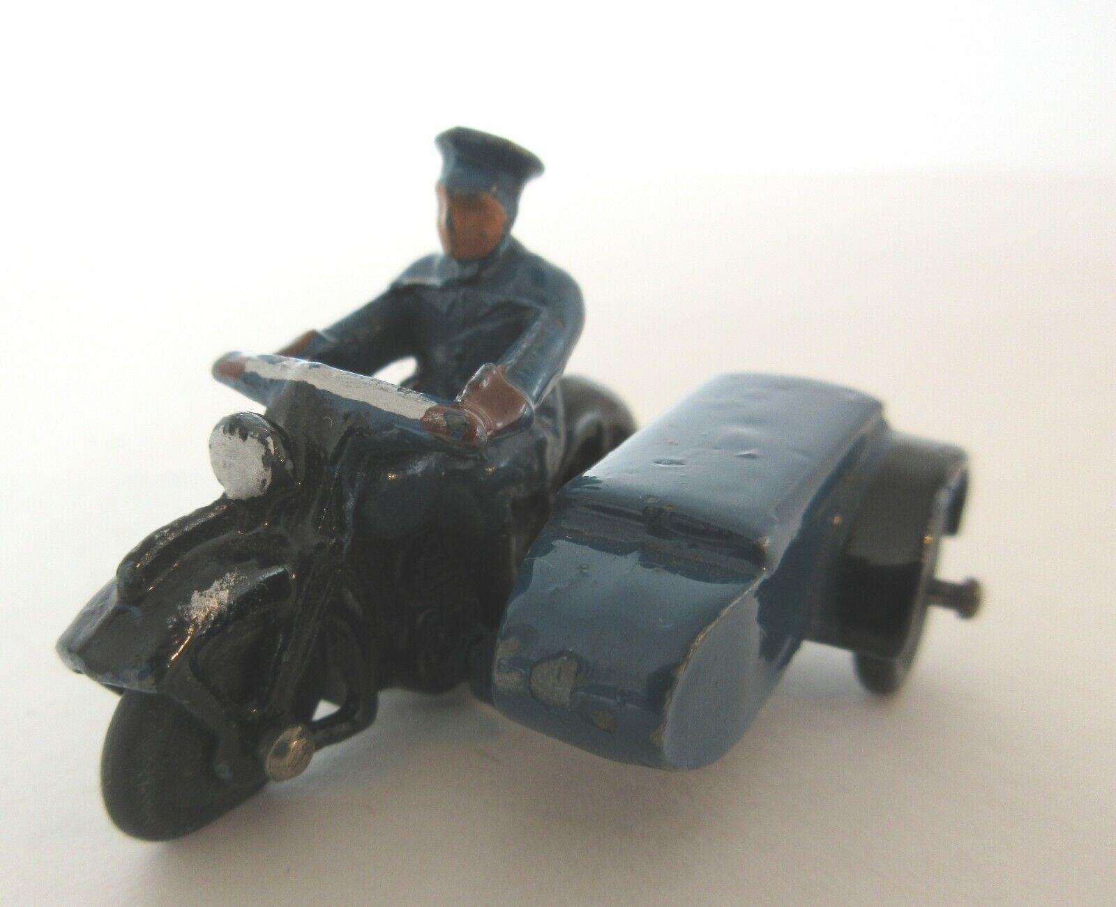 suministro de productos de calidad Post Guerra Guerra Guerra Guerra Dinky Juguetes r.a.c Motor ciclo Patrol-Dinky Juguetes Motor Cycles  salida para la venta