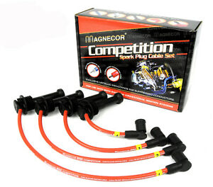 Magnecor-KV85-Ignition-HT-Leads-wire-cable-Daihatsu-Charade-GT-Ti-1-0-Turbo
