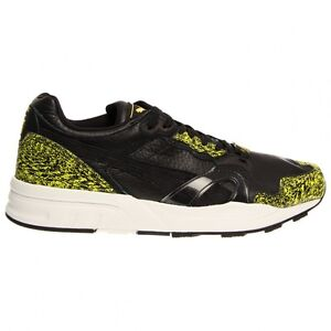 new product a878d 2bbeb Image is loading NEW-PUMA-TRINOMIC-XT2-SNOW-SPLATTER-PACK-Black-