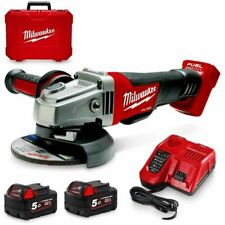 rapid stop angle grinder