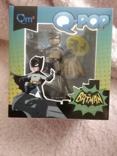 Q-POP Batman classic New /& Boxed loot crate exclusive