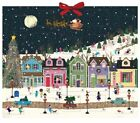 Winter Wonderland Advent Calendar by Joy LaForme