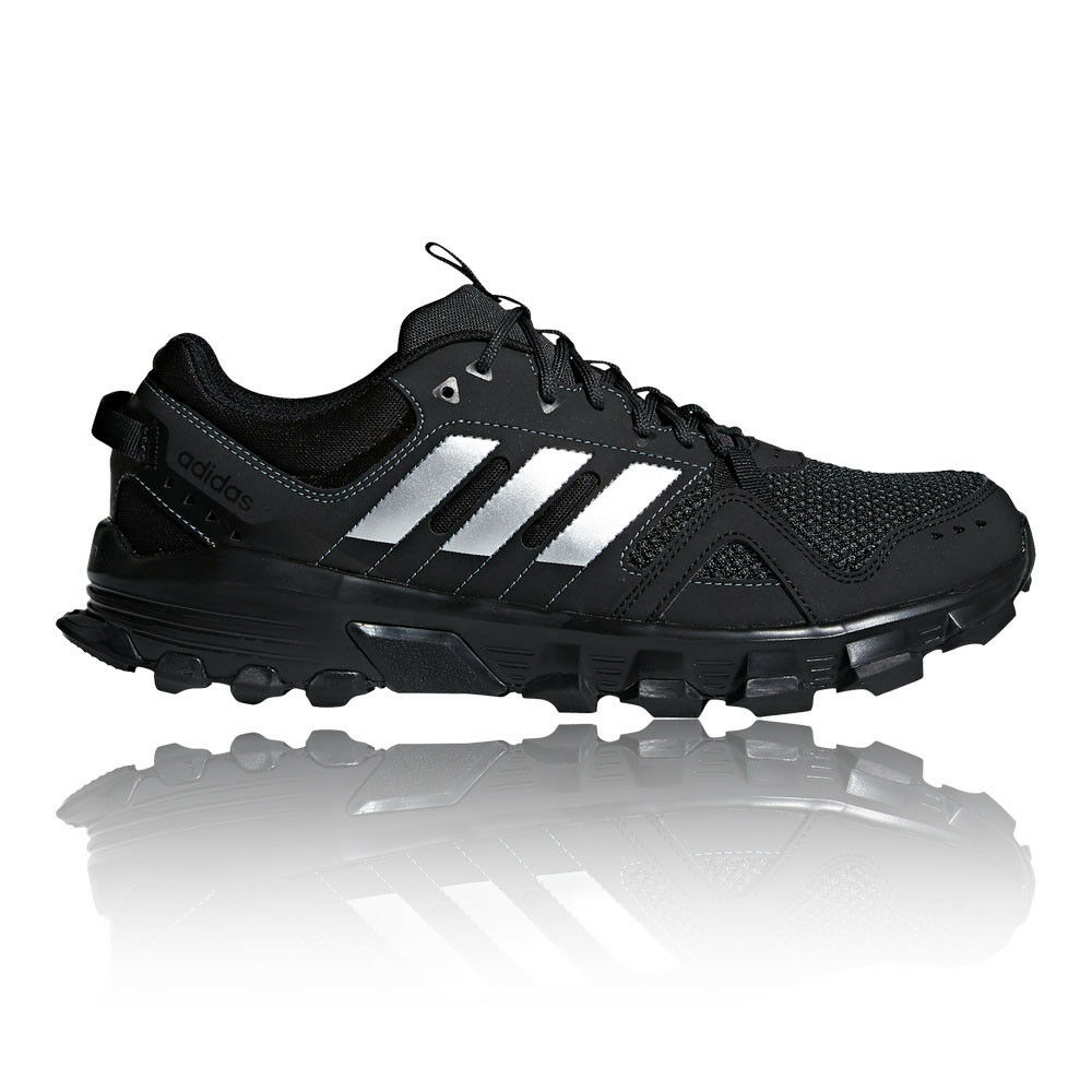 adidas hommes Rockadia Trail  Chaussures  Noir Sports Running Breathable Lightweight