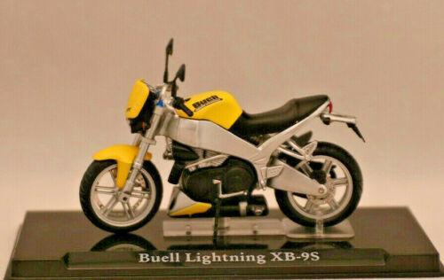 **BUELL LIGHTNING XB-9S**Atlas Collection*neu*Maßstab 1:24*Standmodell**