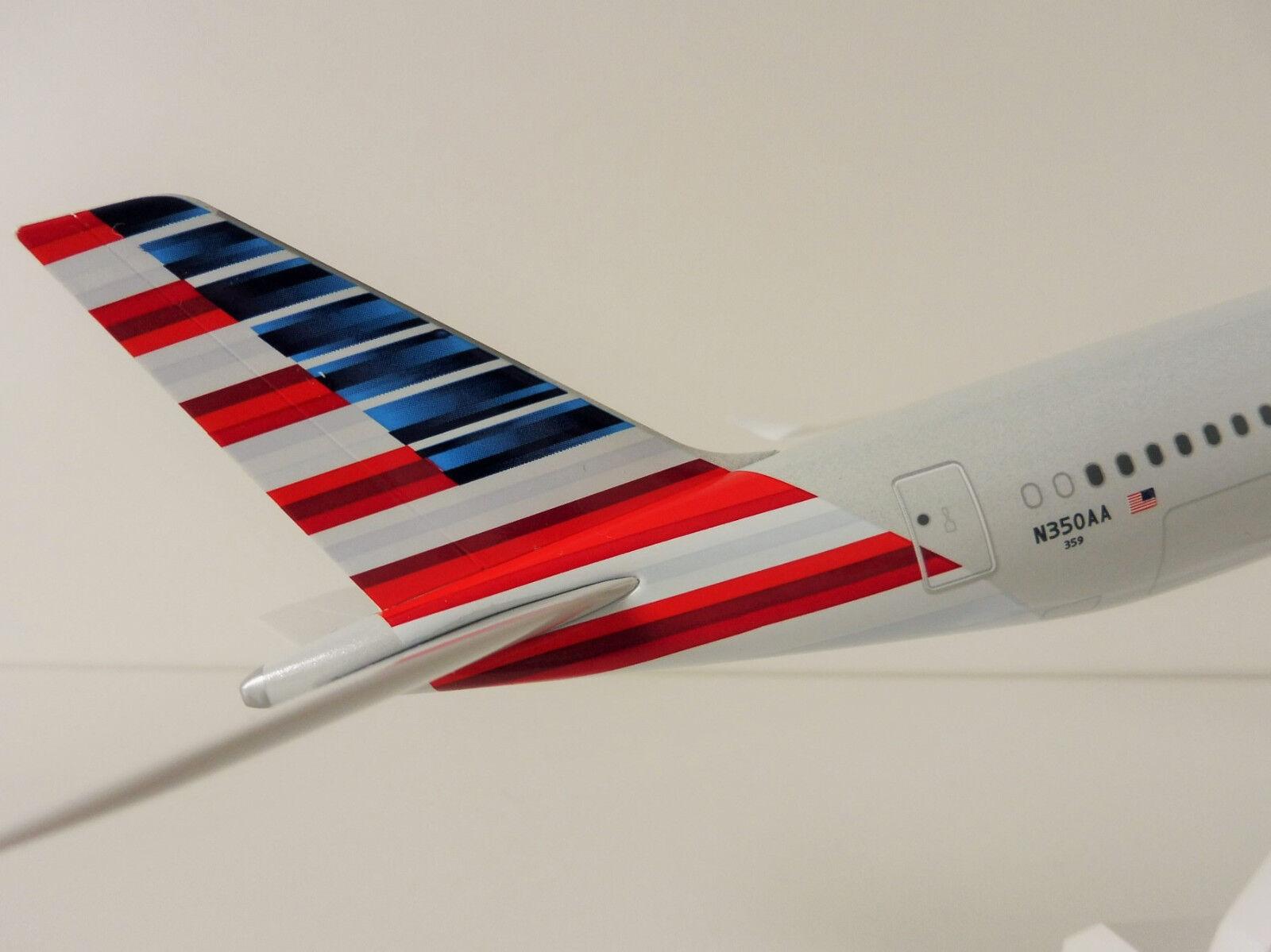 Airbus a350-900 American Airlines 1 200 skr916 Skymarks a350 a 350 XWB