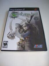 Shin Megami Tensei Digital Devil Saga - BRAND NEW Sony Playstation 2 Atlus Games