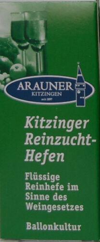 100 300 o 600l-kitzinger weinhefe Arauner reinzuchthefe Steinberg para 50