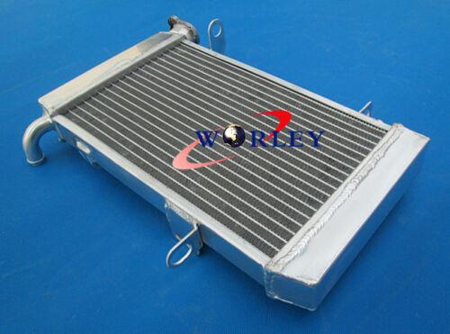 For SUZUKI LTZ400 KFX400 DVX400 03 04 05 06 07 08 Aluminum Radiator /& Hose BLUE