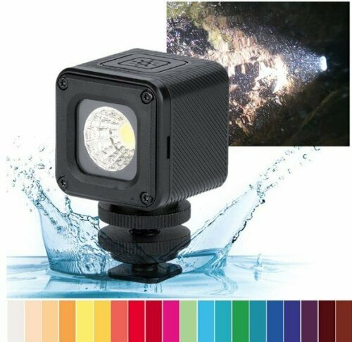 Ulanzi L1 Pro Waterproof Mini LED Light IP67 10M 5500±200K LED Video Fill Light
