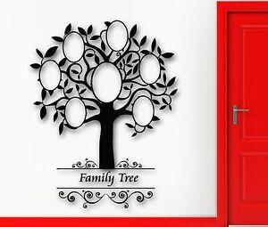 ig1835 Wall Sticker Vinyl Decal Wedding Family Registry office Bride Girl